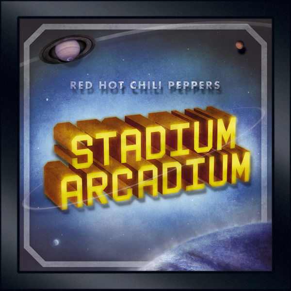 Red Hot Chili Peppers - Stadium Arcadium Cover