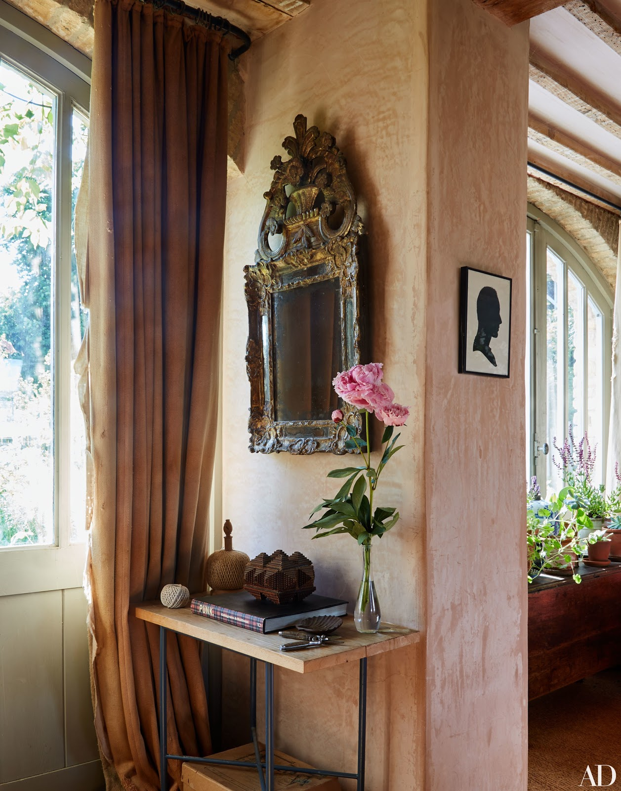 D cor inspiration dreamy english country home by amanda brooks cool chic style fashion - Home decoration campagne ...