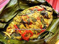 Resep Pepes Ikan Bumbu Khas Masakan Sunda