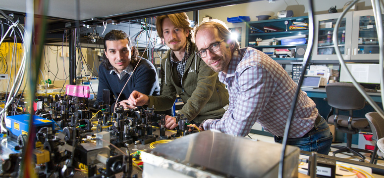 University of Calgary researchers