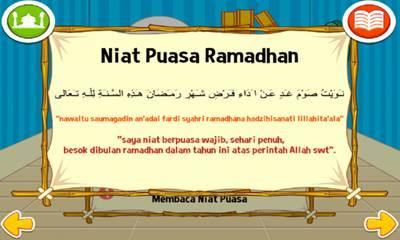 Doa niat puasa Ramadhan di aplikasi android terbaik ini