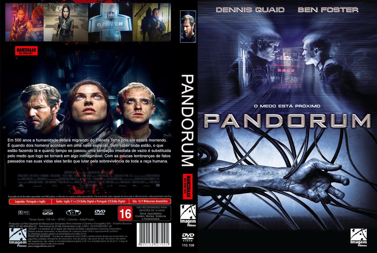 o filme pandorum dublado avi