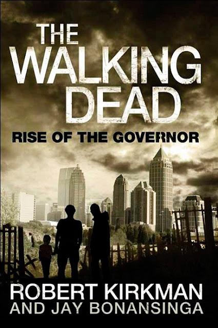 News: Livro baseado em The Walking Dead chega em 2012 no Brasil. 18