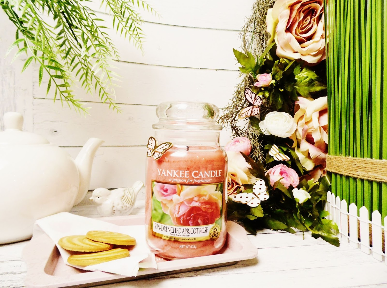 Sun Drenched Apricot Rose Yankee Candle Recenzja