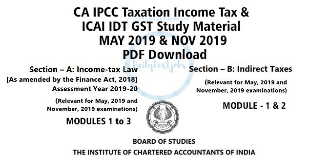 Ipcc Practice Manual Pdf
