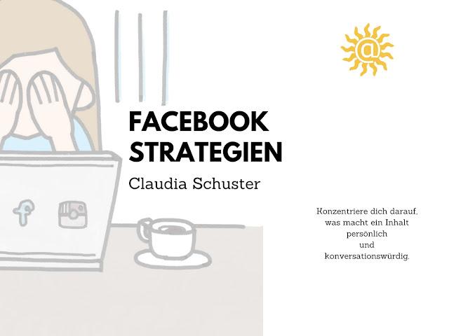 Facebook Strategien - webganzeinfach