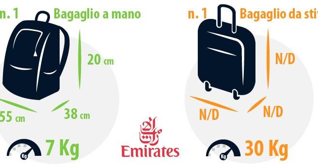 Regole bagaglio a mano e da stiva emirates for Bagaglio a mano con custodia per laptop rimovibile