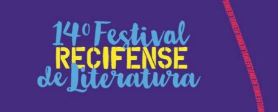 Inscrições abertas para oficinas do XIV Festival Recifense de Literatura