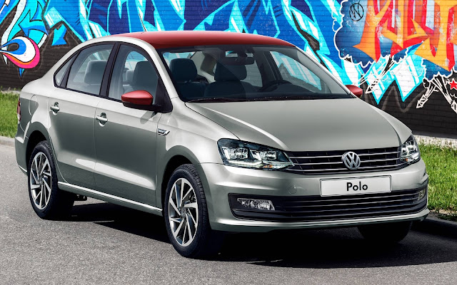 VW Polo 2018 Joy