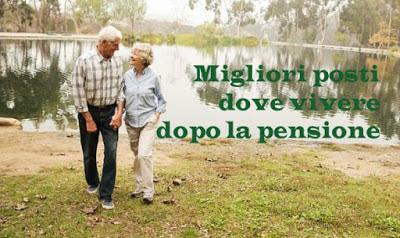 Dove trasferirsi a vivere in pensione in Europa