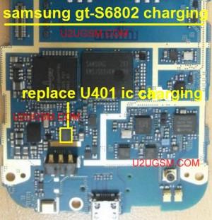 Cara Mengatasi Samsung Galaxy Ace duos S6802 tidak bisa di cas