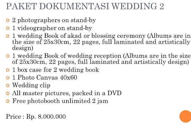 Photo Booth Wedding Bekasi
