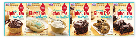 betty crocker gluten free rice flour blend recipes