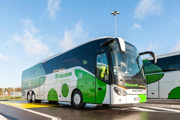 ônibus Flibco