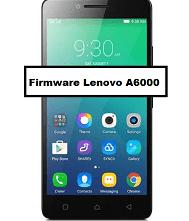 Download Firmware Lenovo A6000 serta tutorial cara flashing