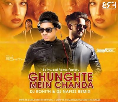 Ghunghte Mein Chanda (Koyla) - DJ Rohith X DJ Nafiz Remix