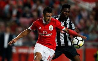 Benfica Toto Salvio