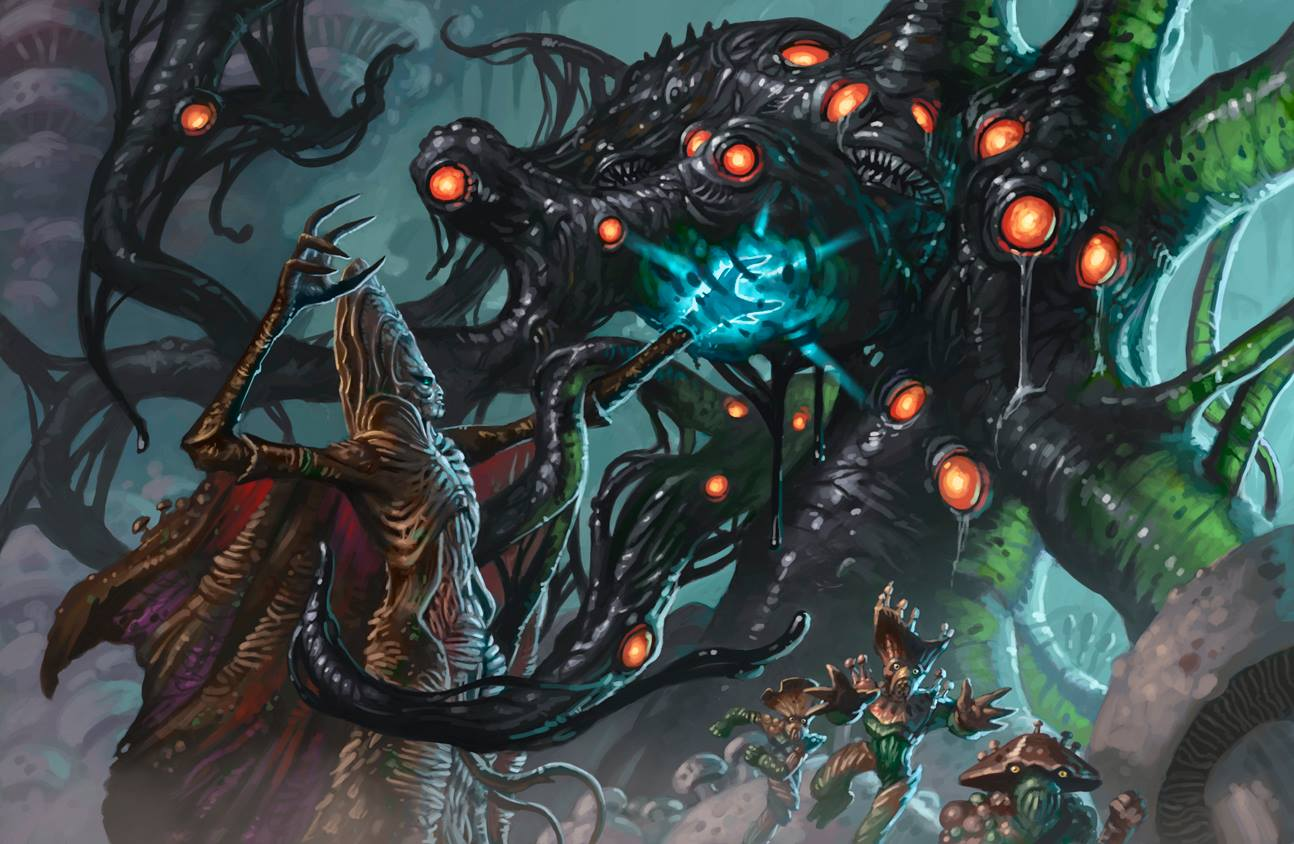Power Score Dungeons Amp Dragons A Guide To Juiblex