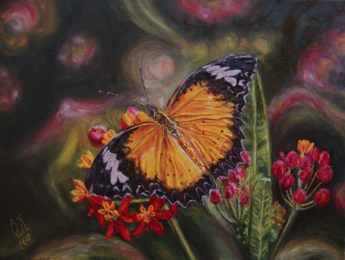 Я хочу показать красоту мира и природы