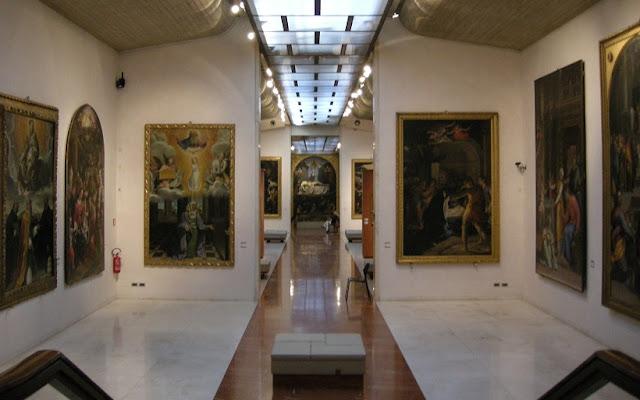 Sobre a Pinacoteca Nazionale di Siena