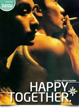Happy together, film
