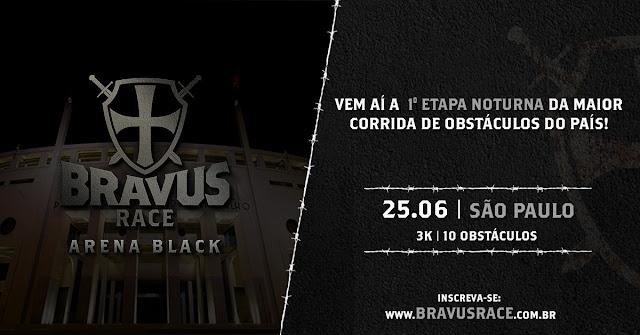 Bravus Race etapa Arena Black