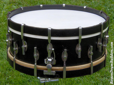 1923 George B. Stone & Son Master-Model Snare Drum