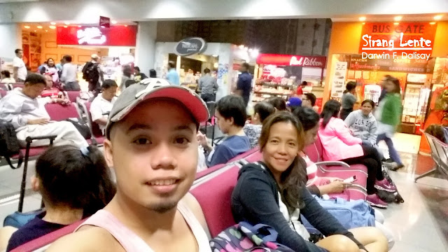 NAIA Waiting Area