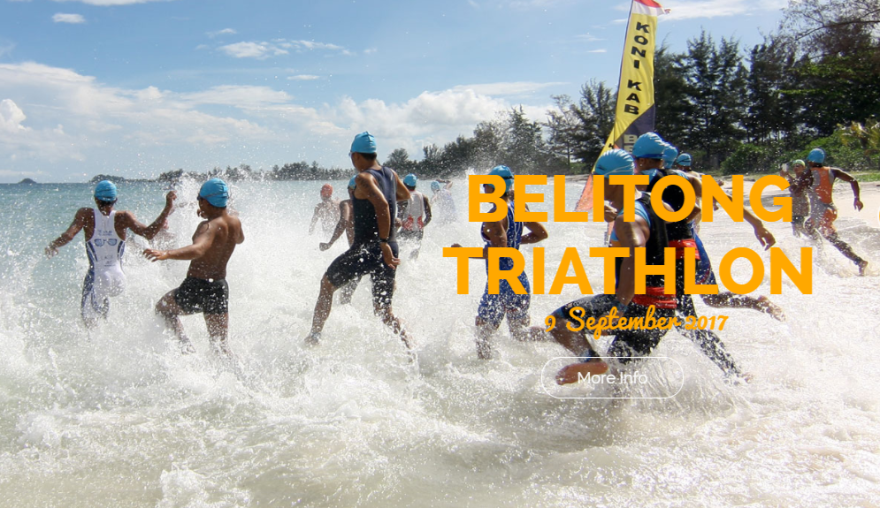 Belitong Triathlon • 2017