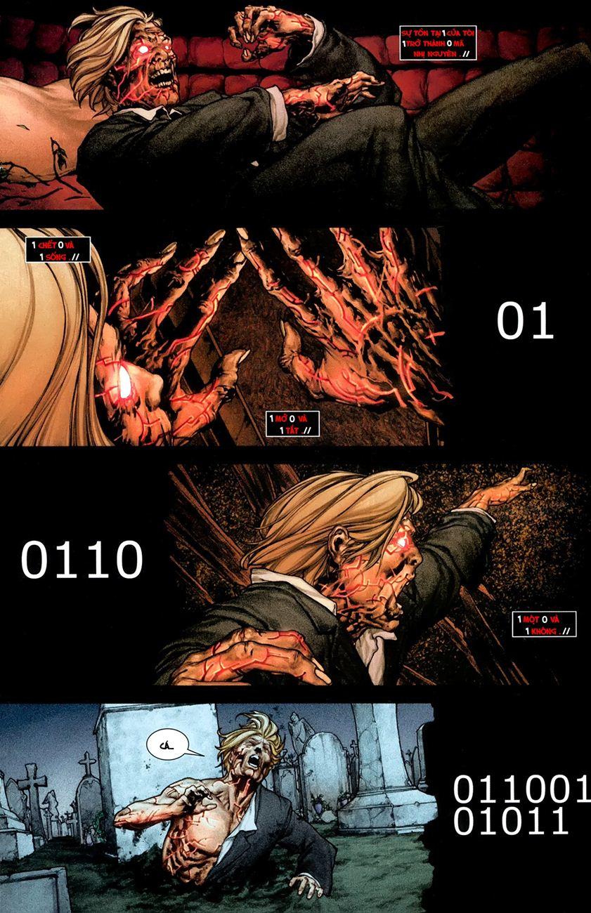 X-Men Necrosha chap 1 trang 28