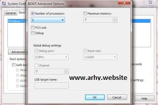 Cara Mempercepat Booting Windows 7 Semua Versi (Startup)