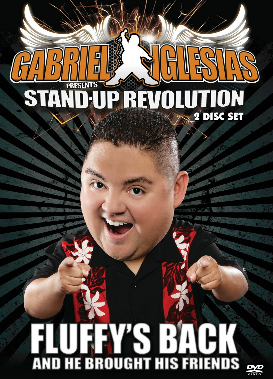 Gabriel Iglesias Presents Stand Up Revolution Comes To Dvd