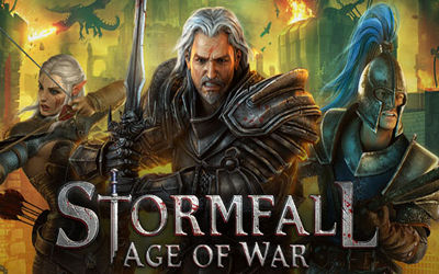 Stormfall: Age of War - Jeu de Stratégie sur PC