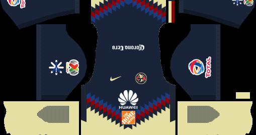 Club America Kits   Dream League Soccer  And Fts Ihackshyz Dls Kitsgames More