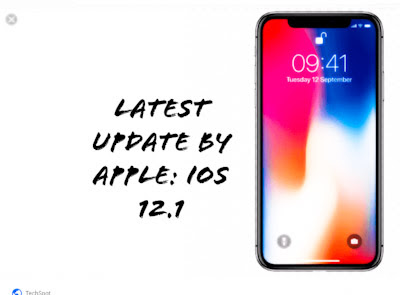 Update by Apple: iOS 12.1 to bring Group FaceTime, double SIM bolster