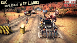 Guns Cars Zombies Mod APK - wasildragon.web.id