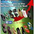 Win 7 Pairs of Shoes and Wear New Shoes Everyday of the Week