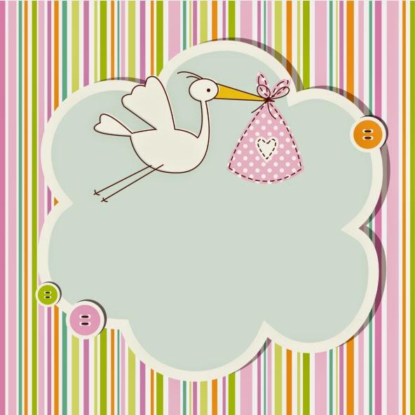 Ami Kawaii Invitaciones Baby Shower I Parte