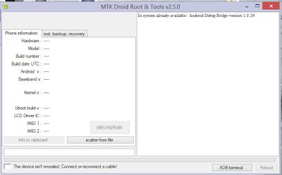 MTK Droid Tools V2.5.0