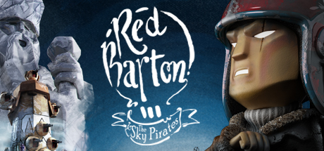 Red Barton and The Sky Pirates-PLAZA