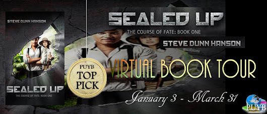 Book Feature: Sealed Up Virtual Book Tour & Win $25 Amazon Gift Card