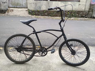 Lapak Barang Antik Untuk dijual :)   Sepeda Golden Eagle Deluxe