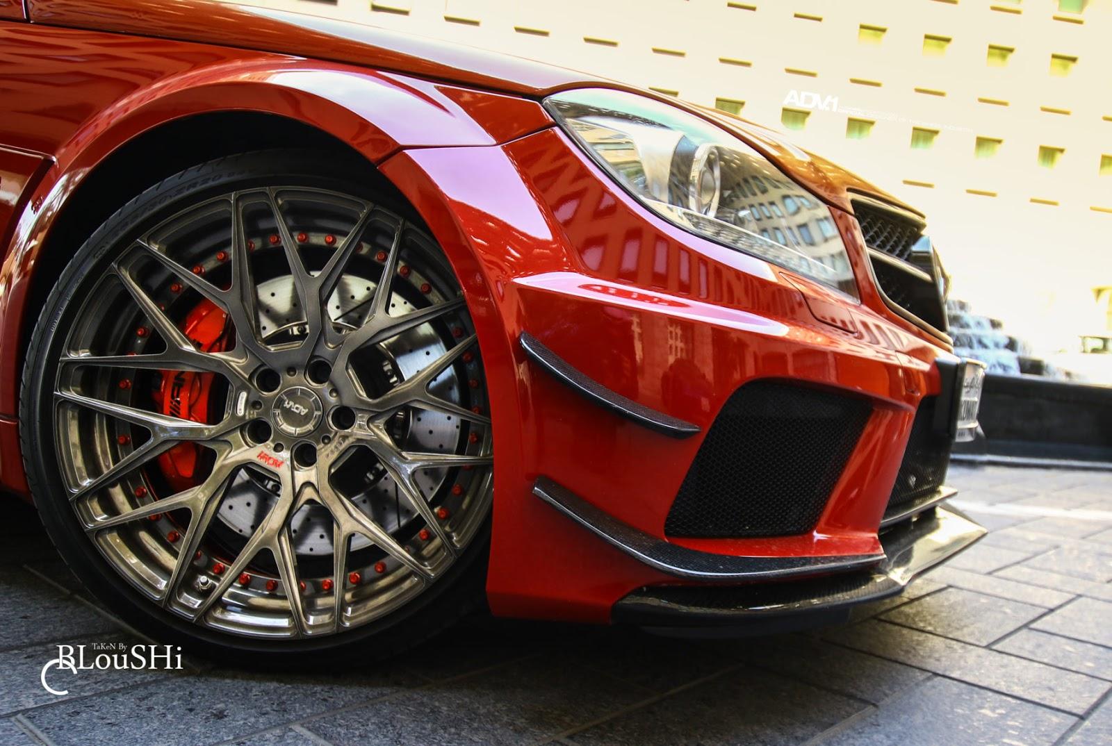 All Types amg black series wheels : 2013 Mercedes-Benz C63 AMG Black Series ADV10.0 M.V2 Wheels ...