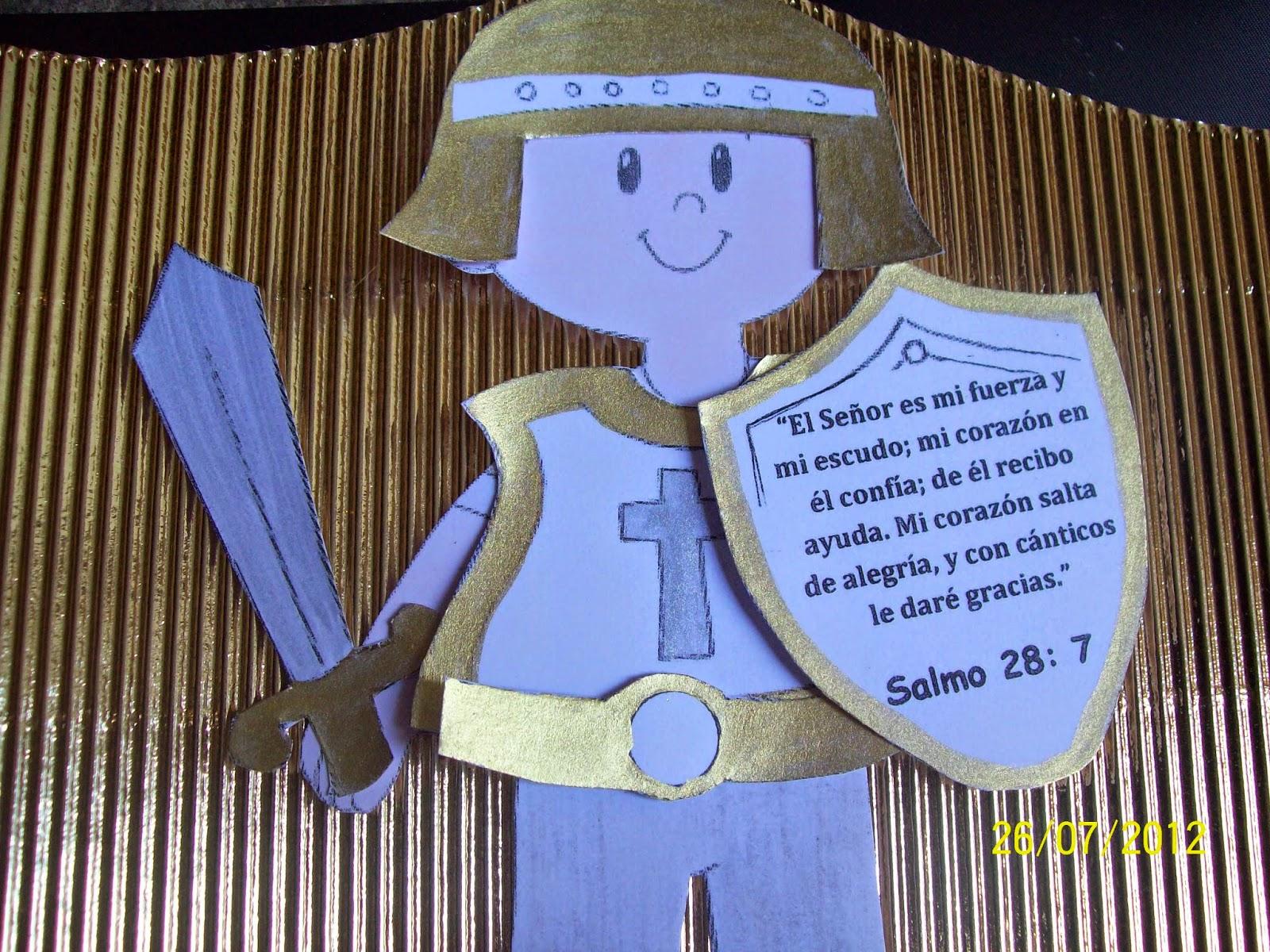 Escudo Manualidades De La Armadura Dios Wwwmiifotoscom