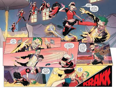 Batman: Prelude to the Wedding - Harley Quinn vs. The Joker