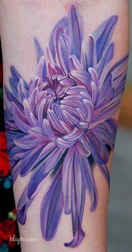 Tatuaje de lirio