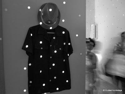 At Infinite Obsession, Yayoi Kusama solo exhibition (Rio de Janeiro, Brazil), by Guillermo Aldaya / PhotoConversa