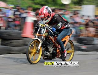Hasil Lengkap Mizzle Drag Bike Championship Seri 1 Pemalang 15 April 2018