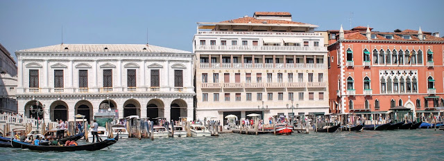 Prigioni, Daniele Excelsior and the Hotel Danieli