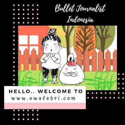 Bullet journalist indonesia